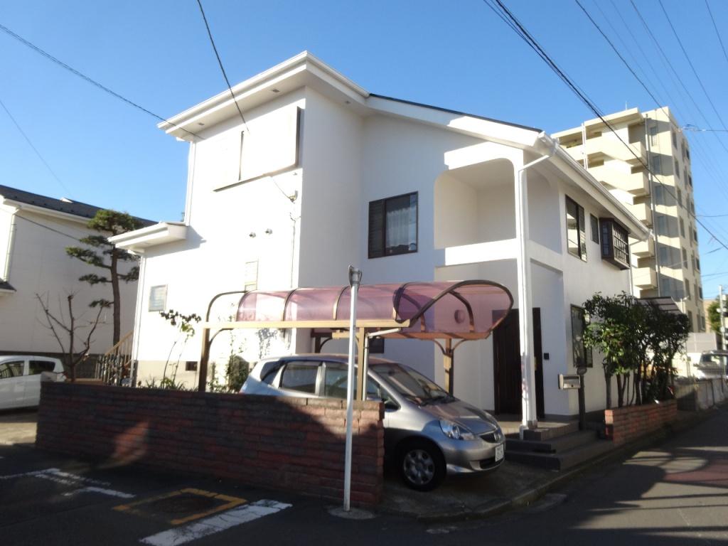 茅ヶ崎市 S様邸 外壁塗装、屋根塗装施工後